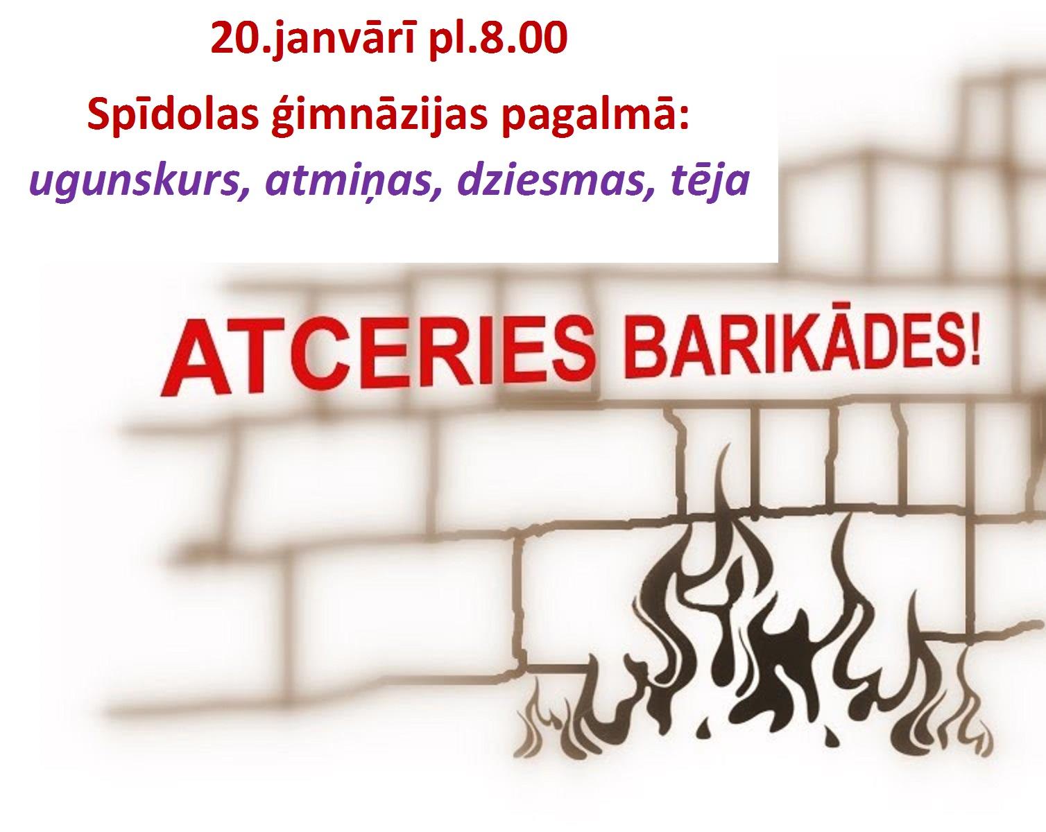Barikades